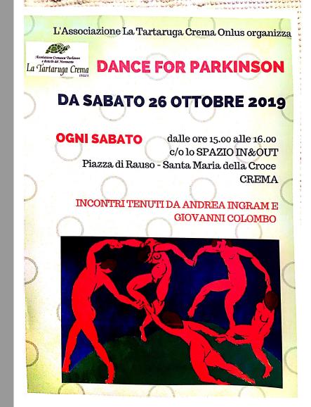 DANCE FOR PARKINSON